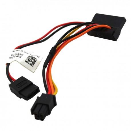 Câble Dell 042YFH 42YFH Mini-ATX 4-Pin SATA Mini-SATA 7010 9010 9020 USFF