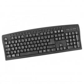 Clavier PC AZERTY USB DACOMEX 225106 Desktop Keyboard NEUF