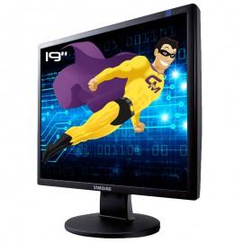 "Ecran Plat PC 19"" SAMSUNG SyncMaster 943N LS19MYAKBB/EDC VGA VESA 4:3"