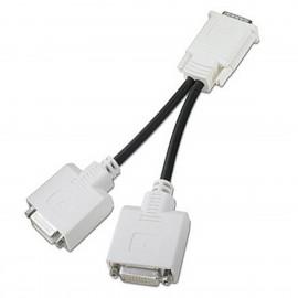 Adaptateur Doubleur HP Molex 338285-009 887-6853-00 DMS-59 2x DVI-I NEUF
