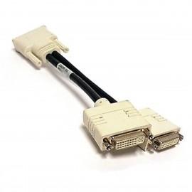 Adaptateur Doubleur HP 338285-009 887-6853-00 DMS-59 2x DVI-I