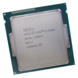 Processeur CPU Intel Core I5-4440S SR14L 2.80Ghz LGA1150 6Mo 5GT/s Haswell