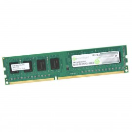 4Go RAM Rendition RM51264BA1339.16FD 240-PIN DDR3 PC3-10600U 1333Mhz 1.5v CL9