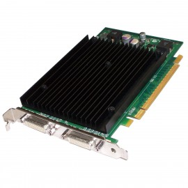 Carte HP NVIDIA Quadro NVS 440 P307 385641-002 464577-001 258Mo PCI-e 2x DMS-59