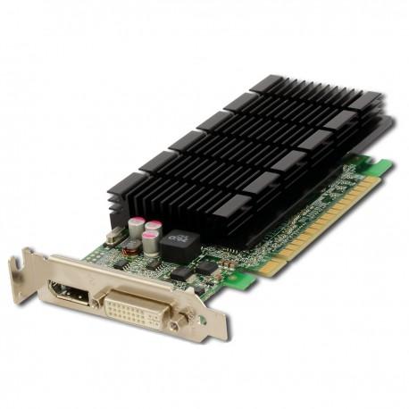 Carte NVIDIA GeForce 605 DP S26361-D2422-V605 1Go PCIe DVI-I Display Low Profile