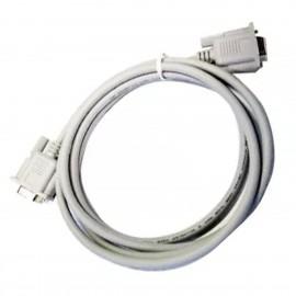 Câble Série DB-9M/F Dell 02G054 2G054 106-2245-503 106-2235-502 NEUF