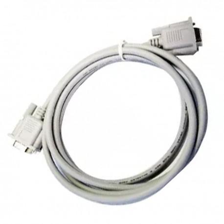 Câble Série DB-9M/F Dell 02G054 2G054 106-2245-503 106-2235-502 180cm Gris NEUF