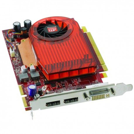 Carte HP ATI Radeon HD3650 ATI-102-B38101 481421-001 480362-001 DVI-I 2x Display