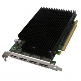 Carte HP NVIDIA Quadro NVS450 490565-001 492187-001 512Mo GDDR3 PCI-e 4x Display