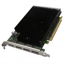 Carte HP NVIDIA Quadro NVS450 490565-001 492187-001 512Mo GDDR3 PCI-e 4x Display