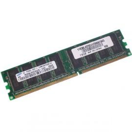 512Mo Ram SAMSUNG M368L6523CUS-CCC 184-PIN DDR1 PC-3200U 400Mhz 1Rx8 CL3
