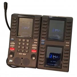 Standard Téléphonique IP IPC Nemko IQ Max 100005004 RJ-45 Microphone Chargeur