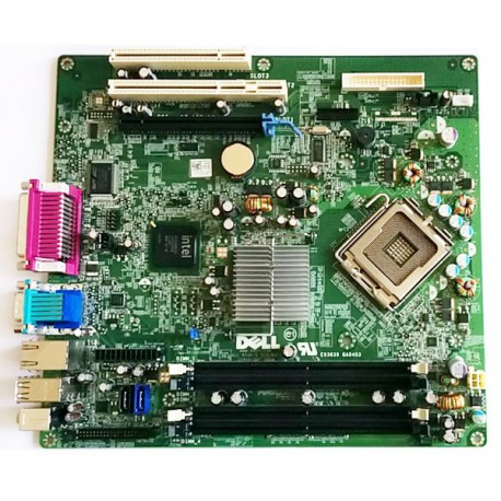 Carte Mère MotherBoard DELL Optiplex 760 DT DDR2 Socket 775 E93839 GA0403