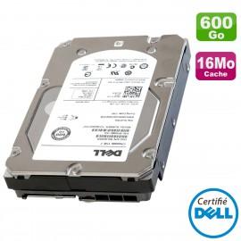 "Disque Dur 600Go SAS 3.5"" Seagate Certifié DELL ST3600057SS 9FN066-150 0W347K"