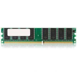 Ram Barrette Memoire ELPIDA 512Mo DDR1 PC-3200U 400Mhz EBD52UC8AMFA-5B 2Rx8 CL3