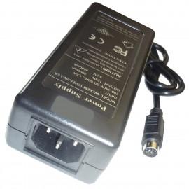 Chargeur Disque Dur Externe WLXZM 12V2A 12V 3.5A 6 Broches Adaptateur Secteur