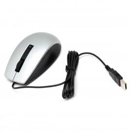 Souris Filaire USB DELL MOCZUL 049TWY 49TWY Gris Noir 6 Boutons