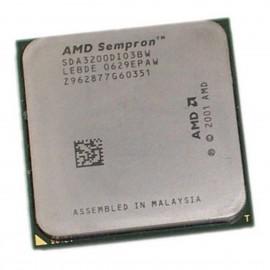 Processeur CPU AMD Sempron 3200+ 1.8GHz 256Ko SDA3200DI03BW 64-bits Socket 939