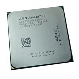 Processeur CPU AMD Athlon II X2 B22 2.8GHz 2Mo ADXB220CK23GQ AM2+ AM3 Dual-Core
