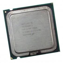 Processeur CPU Intel Celeron D 360 3.467Ghz 512Ko SL9KK LGA775 Mono Core