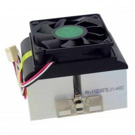 Ventirad Processeur AMD AV-112C86FBL01 Socket 370 CPU Pentium Celeron Athlon XP