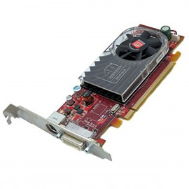 Carte ATI Radeon HD3450 ATI-102-B62902 0X398D 256Mo DDR2 PCI-e DMS-59 S-Video