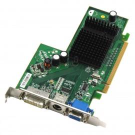 Carte Dell ATI Radeon X300 SE 0KH285 109-A62831-00 PCI-e DVI-I VGA 102A6280400