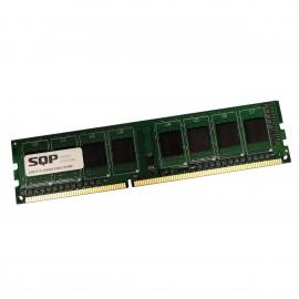 4Go RAM PC Bureau SQP U15115291 1030357 S/HP-AT024AT DDR3 PC3-10600U 1333Mhz
