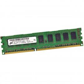 1Go RAM Serveur MICRON MT9JSF12872AZ-1G1F1 DDR2 PC3-8500E ECC 1066Mhz 1Rx8 CL7