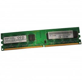 1Go RAM SHARETRONIC SY212NG08EBF 41X4256 41A1296 DDR2 PC2-5300U 667Mhz PC Bureau