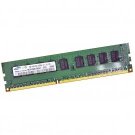 1Go RAM Serveur Samsung M391B2873EH1-CF8 PC3-8500E ECC 1066Mhz 1Rx8 1.5v CL7