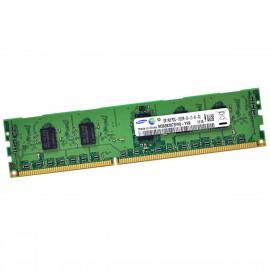 1Go RAM Serveur Samsung M393B2873FH0-YH9 PC3L-10600R ECC 1333Mhz 1Rx8 1.35v CL9