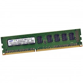 1Go RAM Serveur Samsung M391B2873EH1-CH9 PC3-10600E ECC 1333Mhz 1Rx8 1.5v CL9