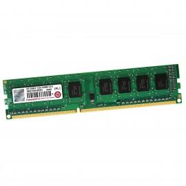 2Go RAM PC Bureau Transcend TS256MLK64V3N DDR3 PC3-10600U 1333Mhz 1Rx8 1.5v CL9