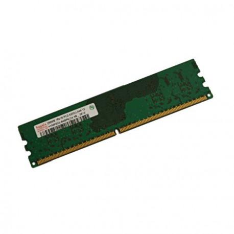 Ram Barrette Memoire HYNIX 256Mo DDR2 PC2-4200U 533Mhz HYMP532U64BP6-C4 AB-T