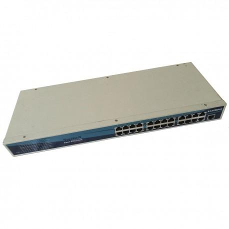 Switch Rack 24 Ports RJ-45 EDIMAX ES-3124R 10/100Mbps Fast Ethernet