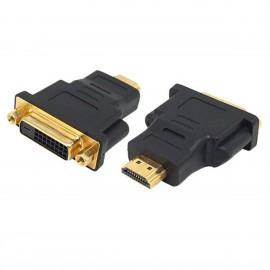 Adaptateur HDMI Mâle vers DVI-D Dual Link Femelle