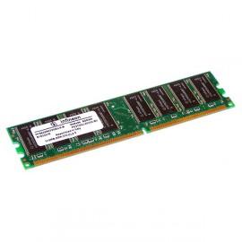 512Mo Ram INFINEON HYS64D64320GU-6-B 184-PIN DDR1 PC-2700U 333Mhz CL2.5