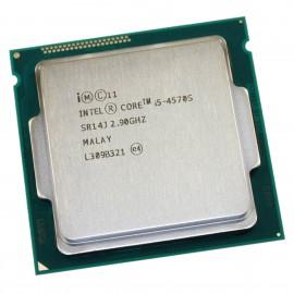 Processeur CPU Intel Core I5-4570S 2.90Ghz SR14J 6Mo 5GT/s FCLGA1150 Quad Core