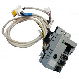 Combo Panel Lecteur Carte SD HP 644492-005 99-01011-602 2x USB Audio IN/OUT