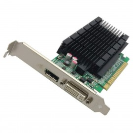 NVIDIA GeForce 605 DP S26361-D2422-V605 1Go PCIe DVI DisplayPort High Profile