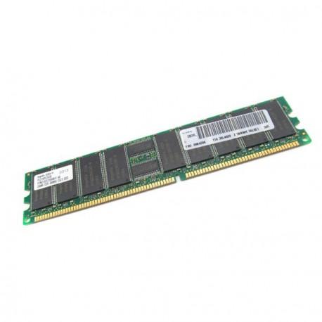 Ram Serveur HYNIX 256Mo DDR1 PC-2100R Registered ECC 266Mhz HYMD132G725B4M-H AA
