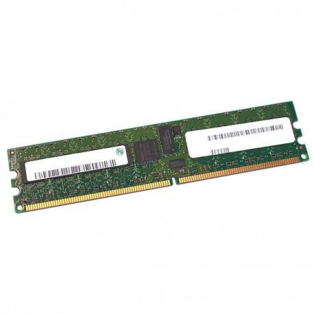 Ram Serveur SMART 1Go DDR2 PC2-3200R Registered ECC 400Mhz SM572284FG8E0DBNAH