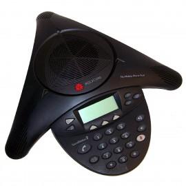 Module Conférence POLYCOM SoundStation2 2201-16200-601 1668-16200-601 Dual RJ-12