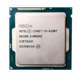 Processeur CPU Intel Core I3-4130T 2.90Ghz 3Mo 5GT/s FCLGA1150 Dual Core SR1NN