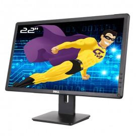 "Ecran PC 21.5"" DELL E2214Hb 02RK1Y 2RK1Y TFT TN VGA DVI VESA 1920x1080 16:9 Wide"