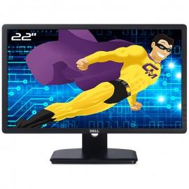 """Ecran PC 21.5"""" DELL E2213Hb 0DJH54 DJH54 VGA DVI VESA 16:9 Wide"""