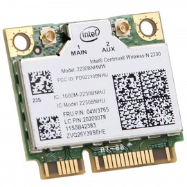 Mini Carte Wifi Intel N 2230 2230BNHMW 04W3765 2230BNHU PD92230BNHU