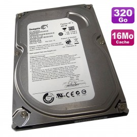 "Disque Dur 320Go SATA 3.5"" Seagate Pipeline HD ST3320413CS 9GW14C-160 5900RPM"