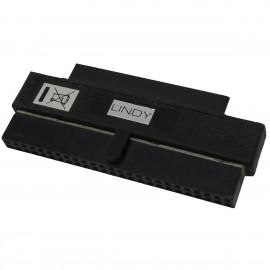 Adaptateur SCSI LINDY 50-Pin / 68-Pin Noir